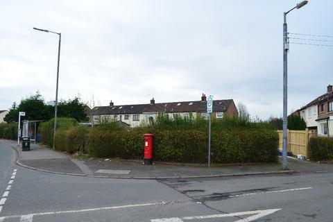 Plot for sale - Riddon Avenue, Knightswood, Glasgow, G13 4NQ