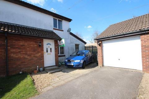 2 bedroom semi-detached house for sale - Buckley Close, Danescourt