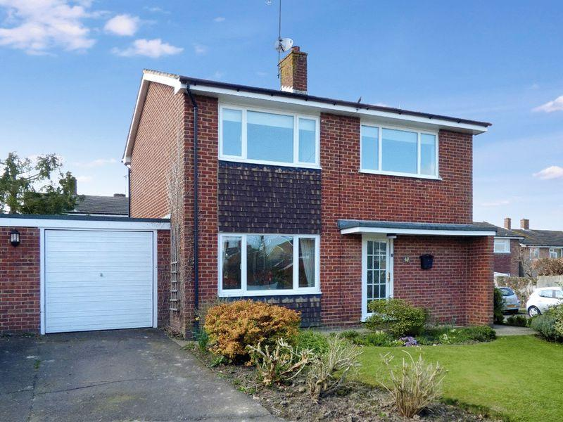 3 Bedrooms Detached House for sale in Newick Drive, Newick
