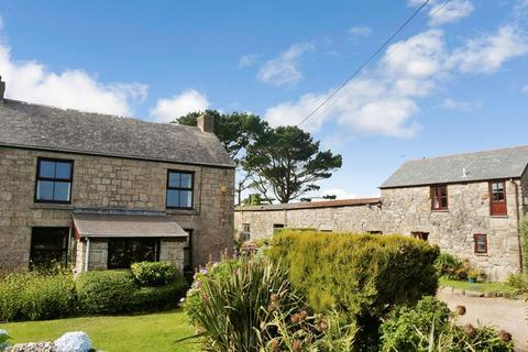 4 bedroom detached house for sale - Sancreed, Penzance