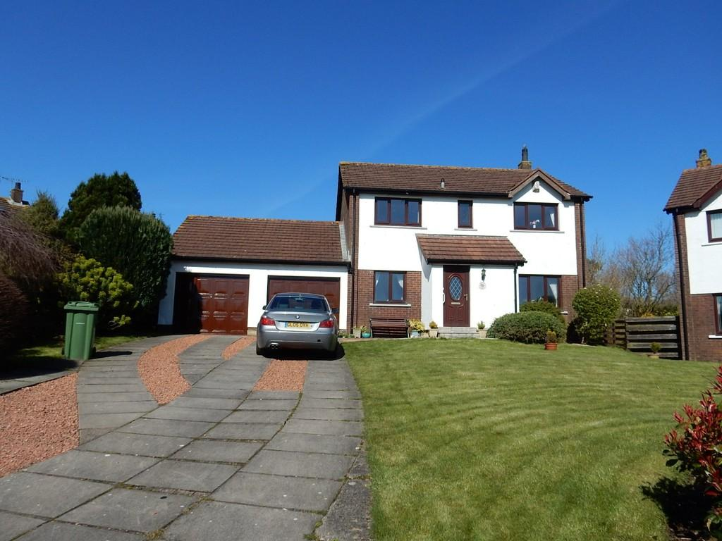 4 Bedrooms Detached House for sale in Briery Acres, Stainburn