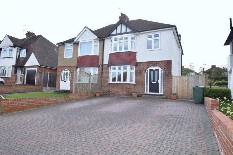 3 Bedrooms Semi Detached House for sale in Penenden Heath, Maidstone