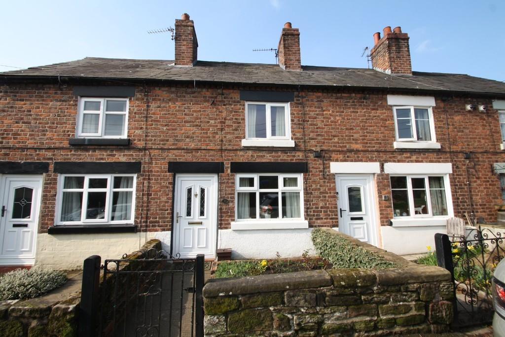 2 Bedrooms Terraced House for sale in 10 Church Street, Kelsall, CW6 0QG