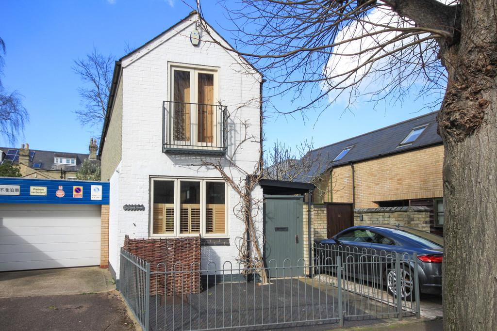 1 Bedroom Detached House for sale in Hamilton Road, Cambridge