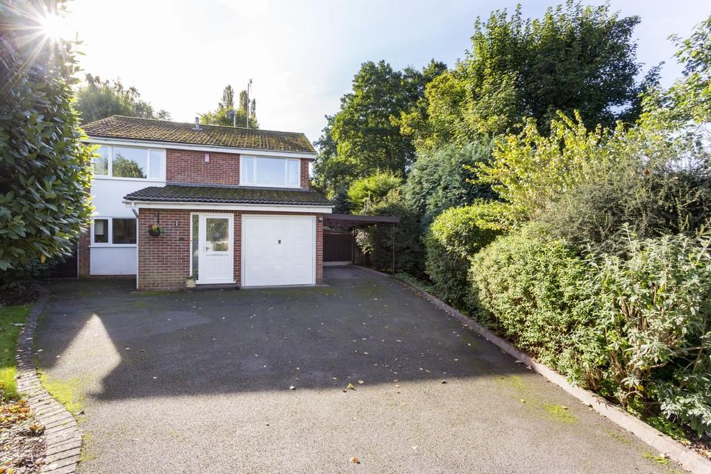 4 Bedrooms Detached House for sale in Askew Grove, Repton