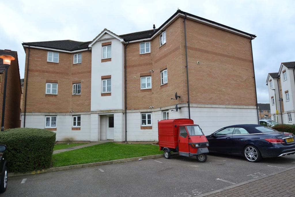 2 Bedrooms Apartment Flat for sale in Columbia Road, Broxbourne, EN10