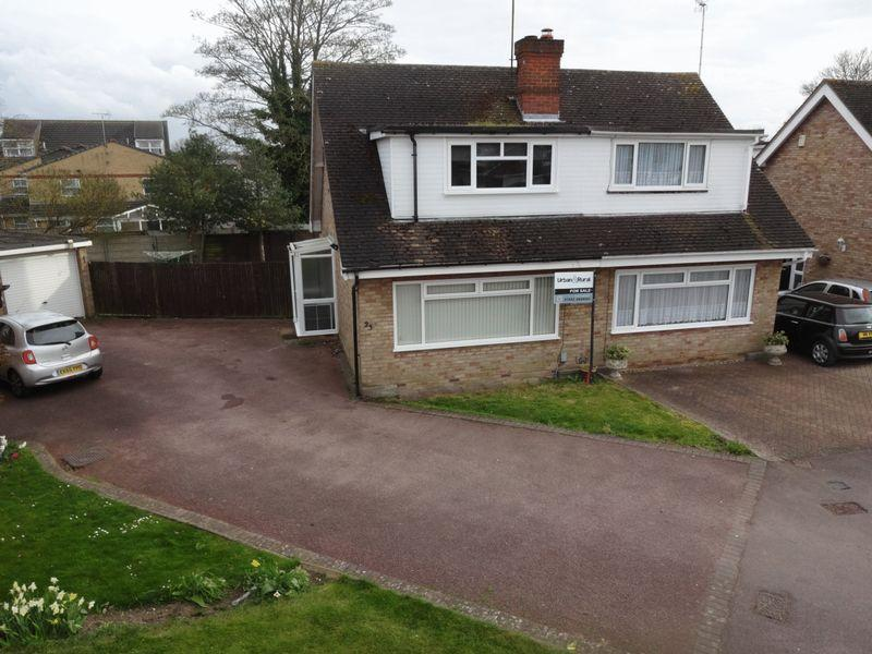 2 Bedrooms Semi Detached House for sale in Watling Place