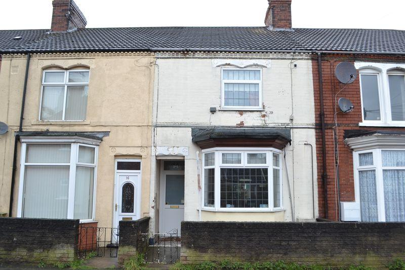 3 Bedrooms Terraced House for sale in Sheffield Street, Scunthorpe