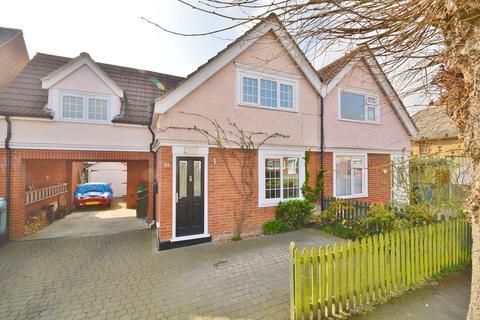 4 bedroom semi-detached house for sale - New Village, Brantham, Manningtree