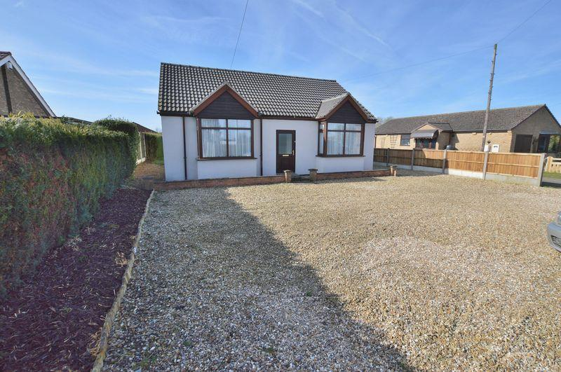 3 Bedrooms Detached Bungalow for sale in The Old Bungalow, Leagate Road, Tumby