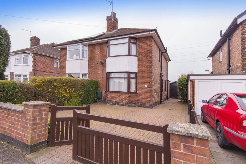 3 Bedrooms Semi Detached House for sale in HUNTLEY AVENUE, SPONDON