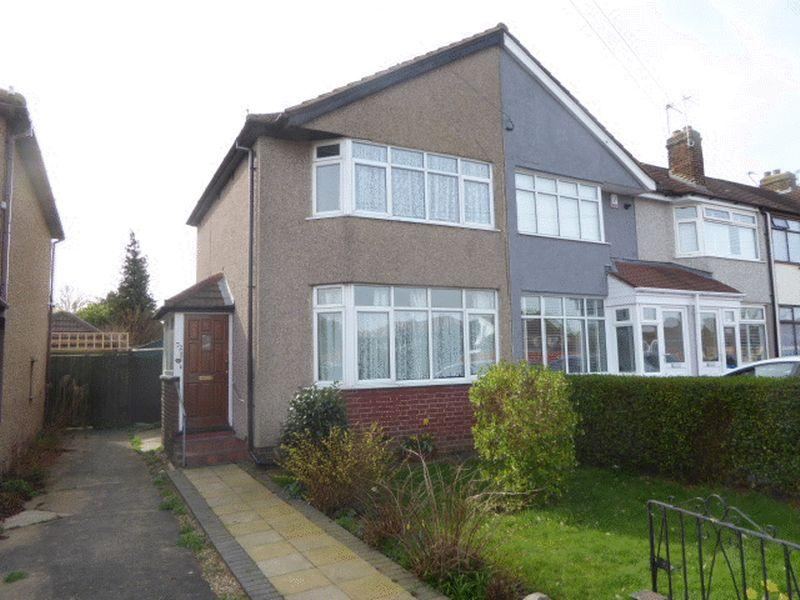 2 Bedrooms Terraced House for sale in Lavernock Road, Bexleyheath