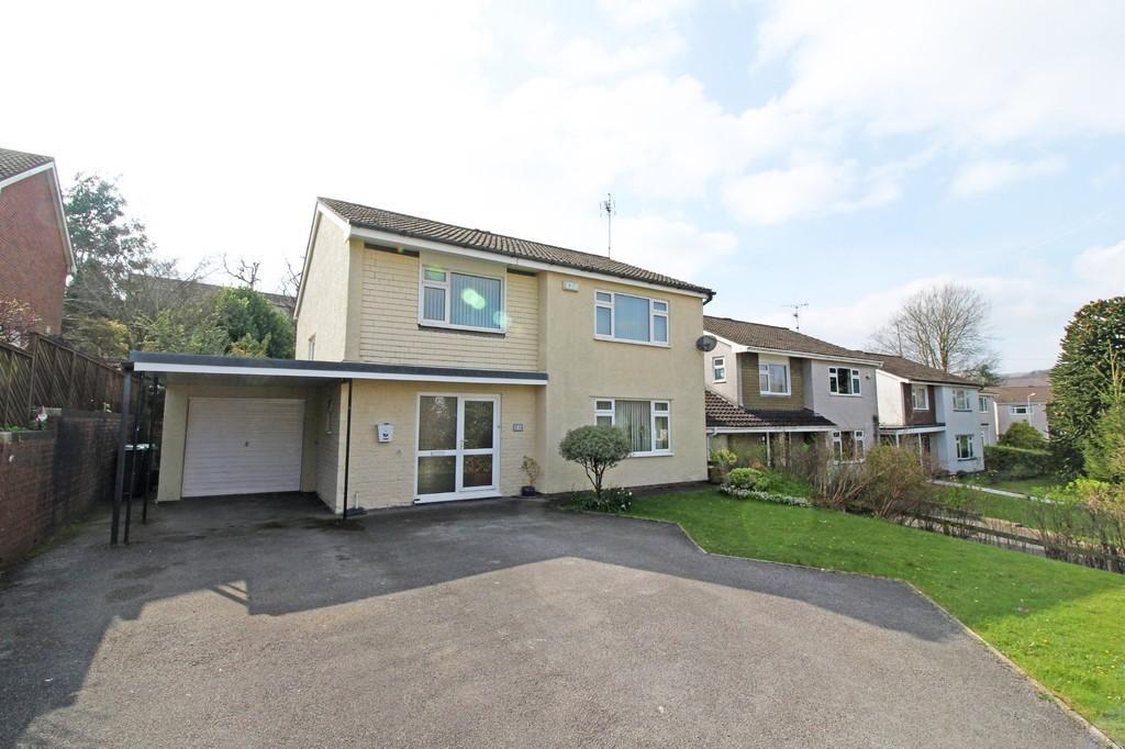 4 Bedrooms Detached House for sale in Min Y Coed, Radyr