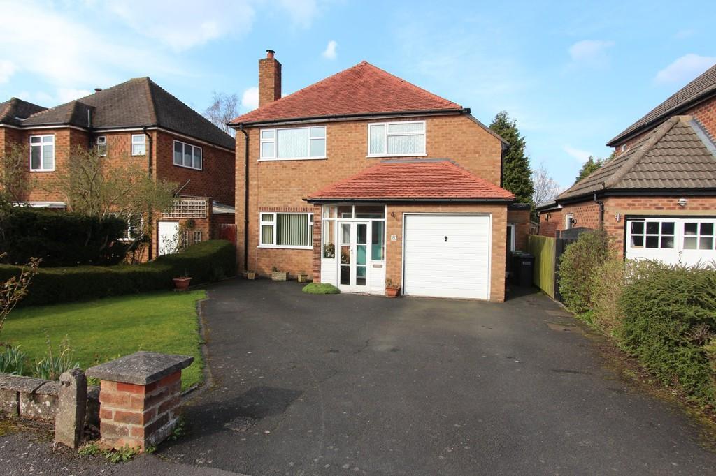 3 Bedrooms Detached House for sale in Kingscote Road, Dorridge