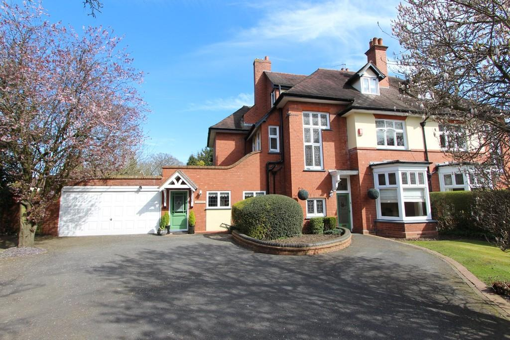 5 Bedrooms Semi Detached House for sale in Widney Road, Knowle