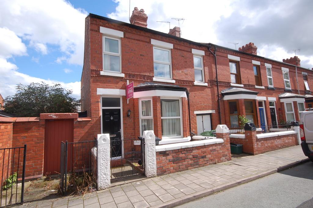 4 Bedrooms End Of Terrace House for sale in Queens Avenue, Chester