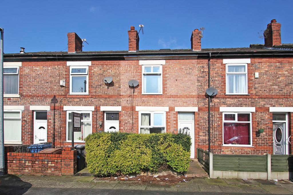 3 Bedrooms Terraced House for sale in Scotta Road, Eccles, Manchester, M30