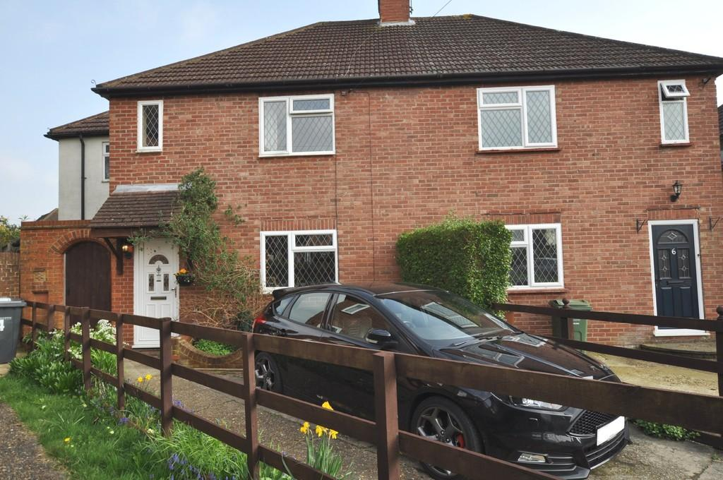 5 Bedrooms Semi Detached House for sale in Gloucester Road, Guildford