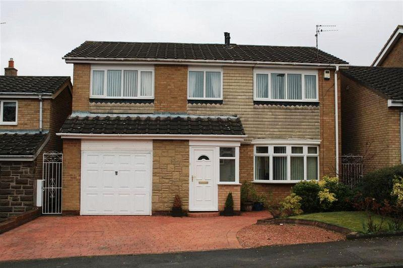 4 Bedrooms Detached House for sale in Twyford Close, Cramlington