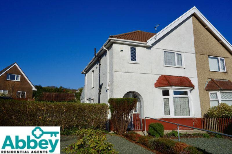 3 Bedrooms Semi Detached House for sale in Penywern Road, Bryncoch, Neath, SA10 7PA
