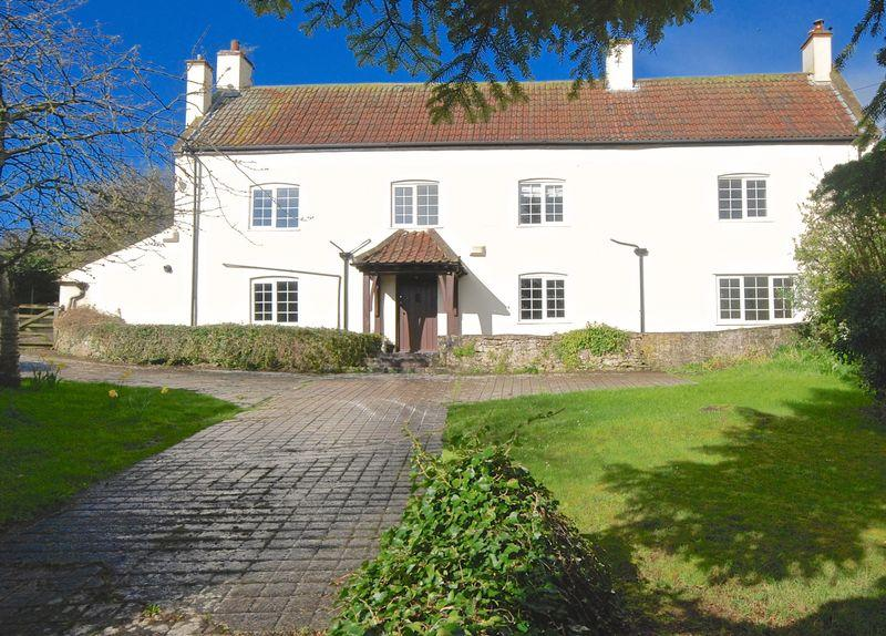 5 Bedrooms Detached House for sale in Westbury Sub Mendip, Nr. Wells