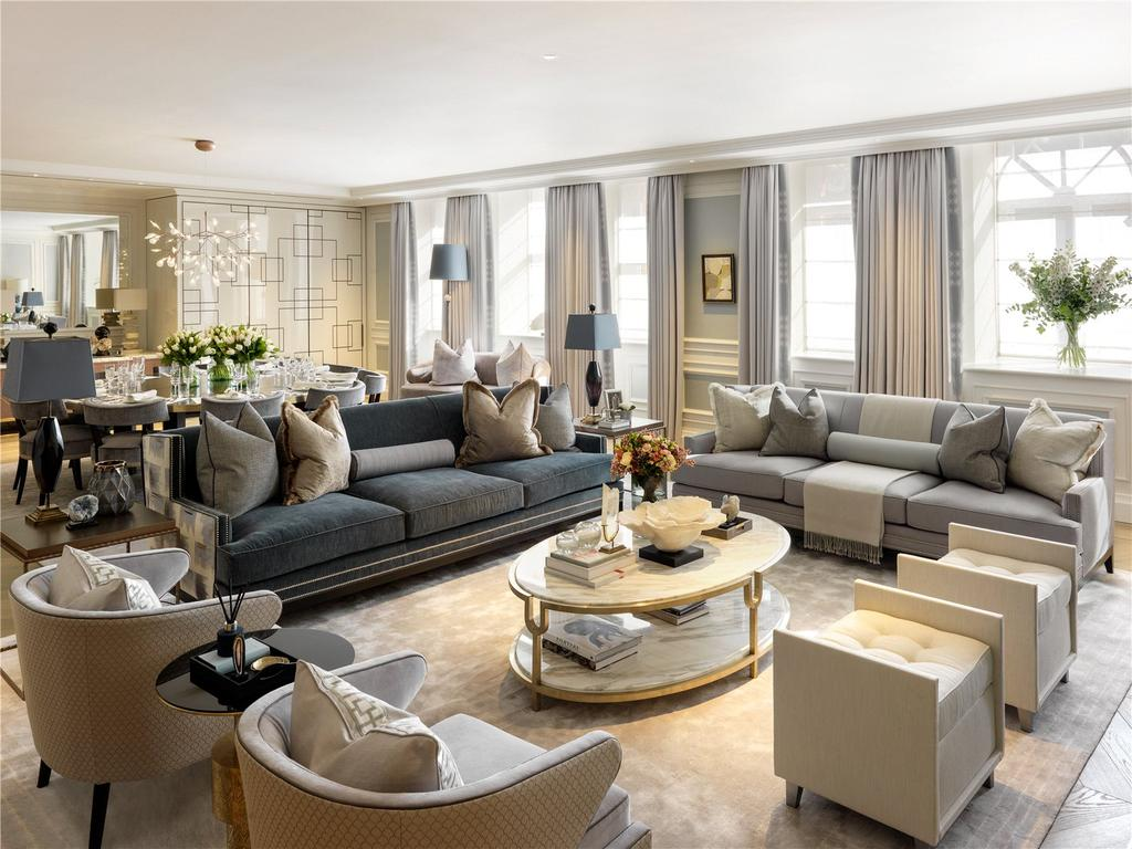 3 Bedrooms Flat for sale in Kingwood, 55 Hans Place, London, SW1X