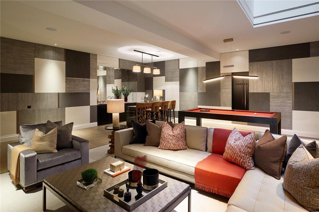 3 Bedrooms Unique Property for sale in Kingwood, 55 Hans Place, London, SW1X