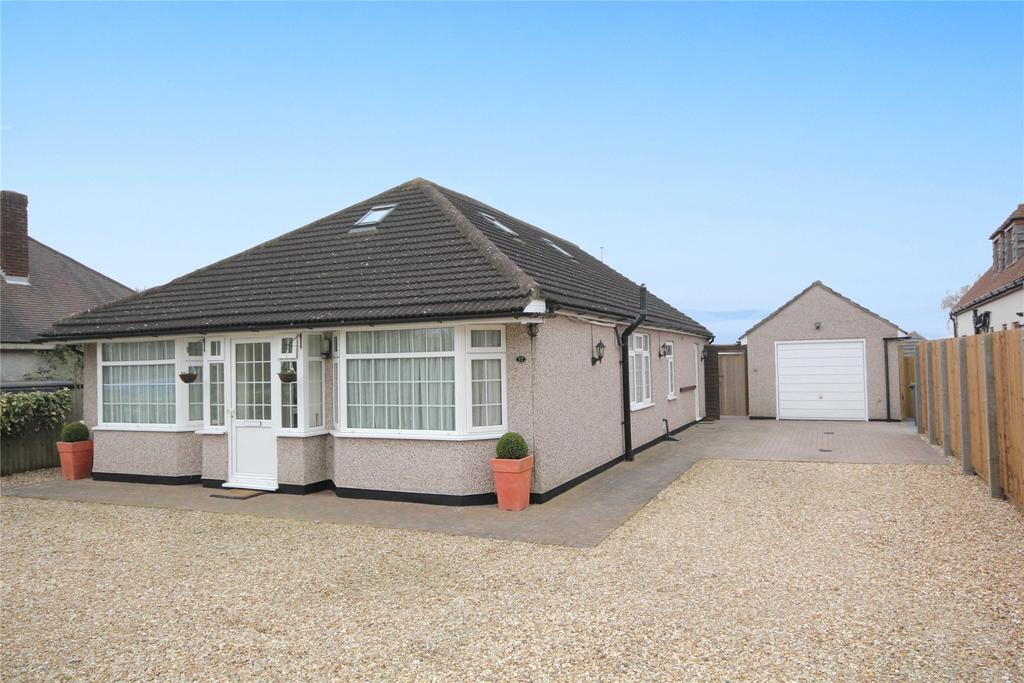 5 Bedrooms Detached Bungalow for sale in Lincoln Road, Dorrington, LN4
