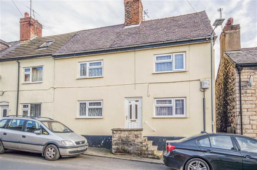 3 Bedrooms Terraced House for sale in Henllan Street, Denbigh
