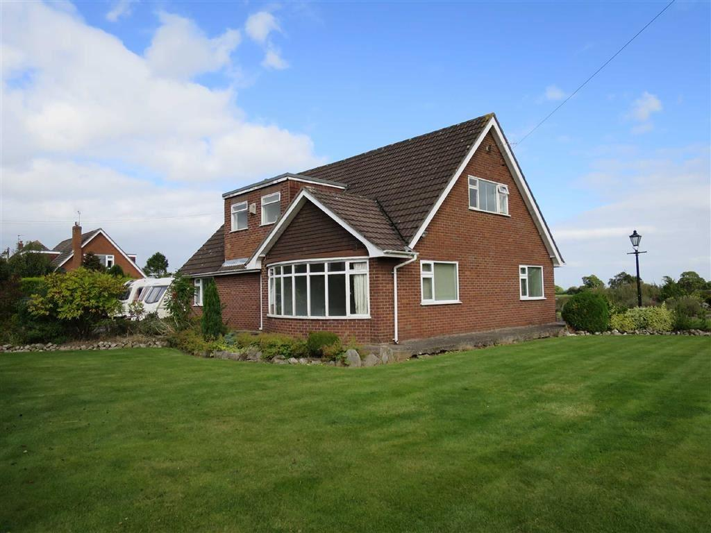 4 Bedrooms Detached House for sale in Grange Road, Ellesmere, SY12