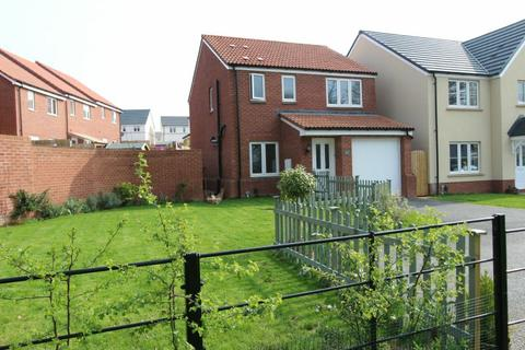 3 bedroom detached house for sale - LANGWORTHY ORCHARD, CRANBROOK