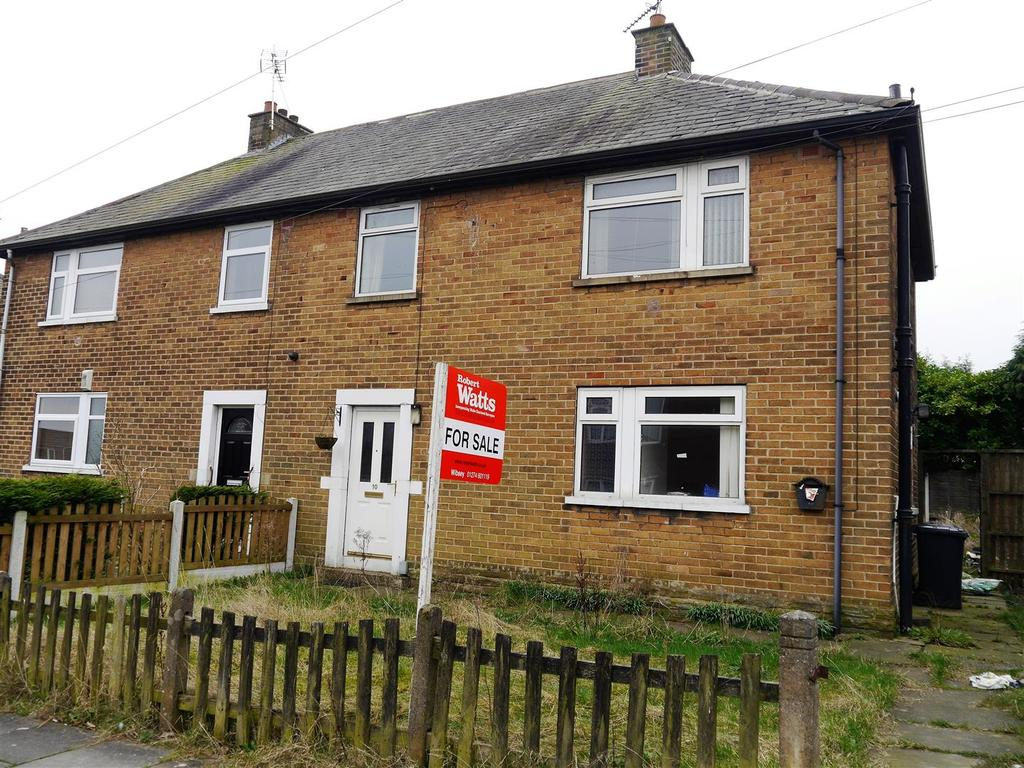 3 Bedrooms Semi Detached House for sale in Thearne Green, Clayton, Bradford, BD14 6EZ