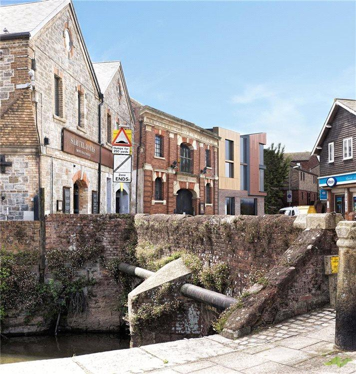 1 Bedroom Maisonette Flat for sale in Kennaway Apartments, Exeter Quay, Exeter, Devon, EX2
