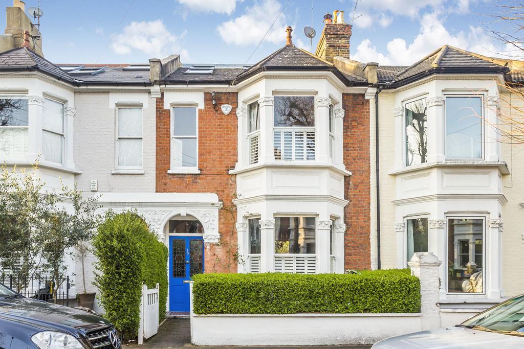 5 Bedrooms Terraced House for sale in Hebron Road, Brackenbury, London, W6