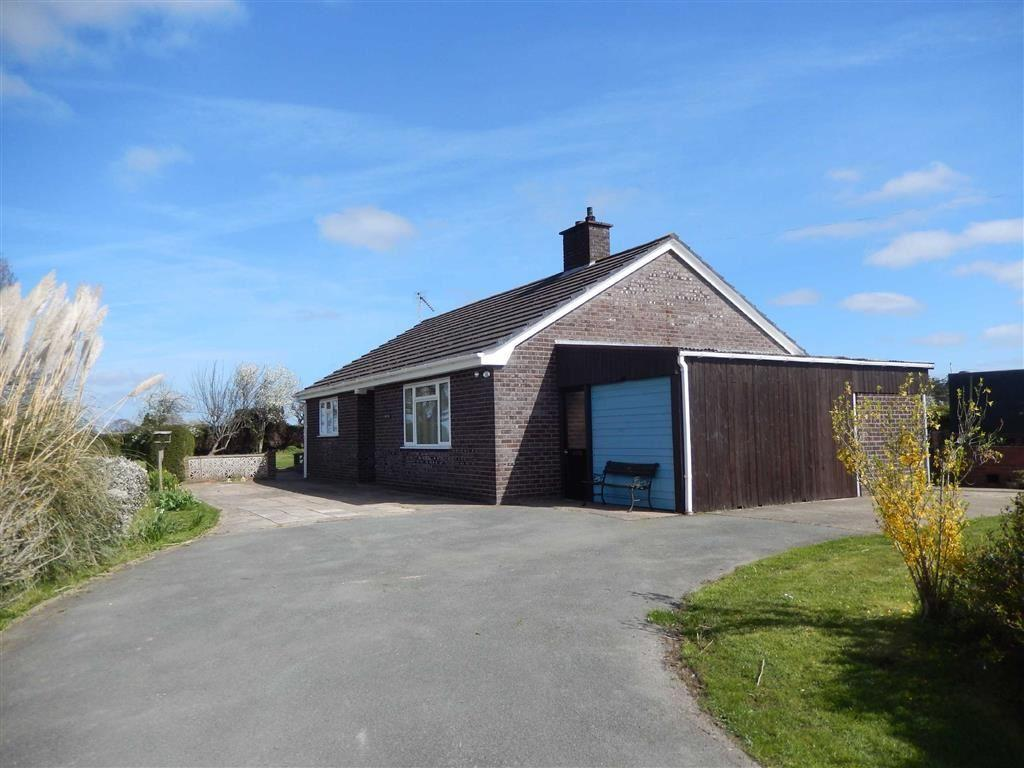 2 Bedrooms Bungalow for sale in Trelydan, Welshpool, SY21