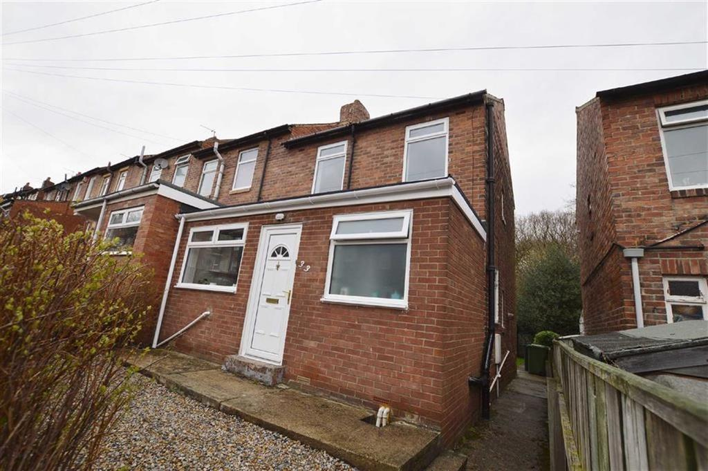 3 Bedrooms End Of Terrace House for sale in May Avenue, Winlaton Mill