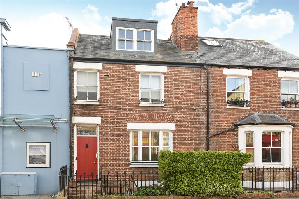 4 Bedrooms Terraced House for sale in Walton Street, Jericho