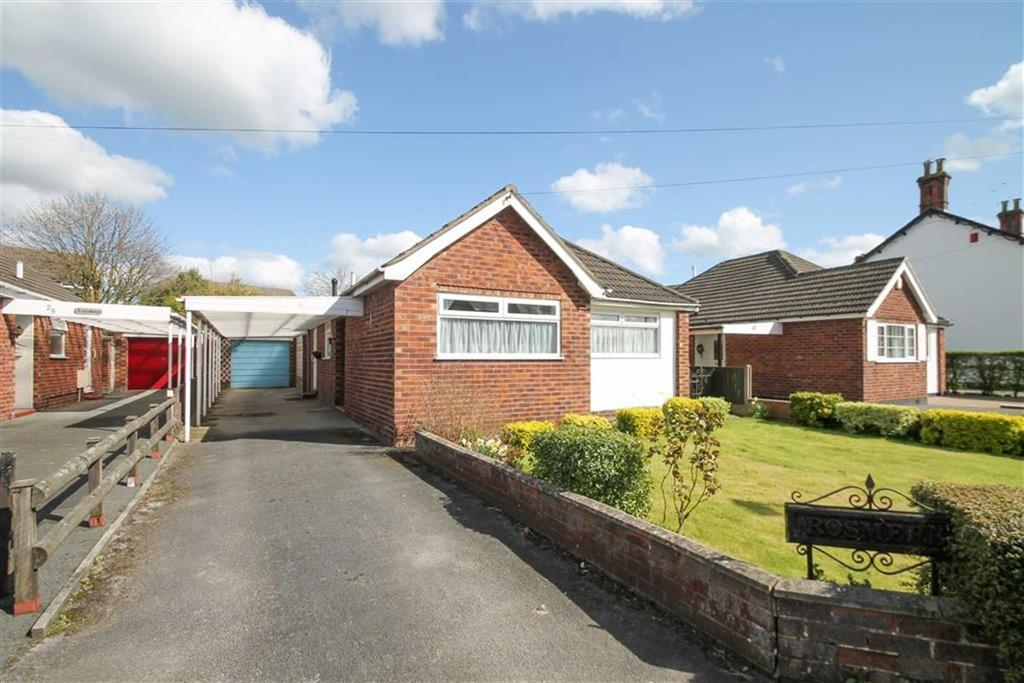 2 Bedrooms Detached Bungalow for sale in Birches Lane, Lostock Green