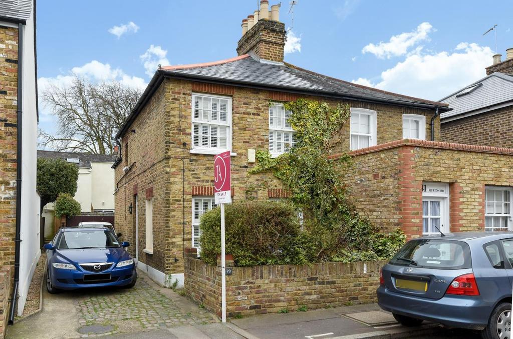 2 Bedrooms Cottage House for sale in Queens Road, East Sheen
