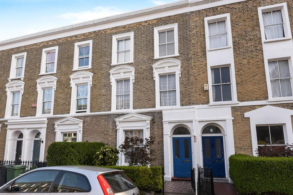4 Bedrooms Terraced House for sale in Wilkinson Street, Vauxhall, SW8