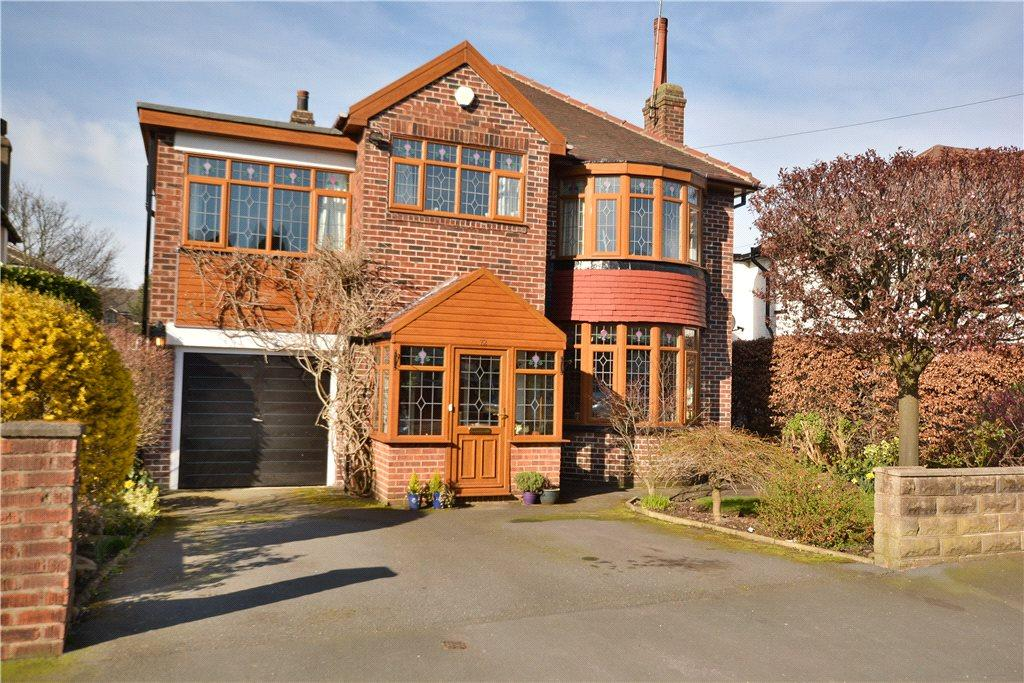 5 Bedrooms Detached House for sale in Sandhill Oval, Leeds, West Yorkshire