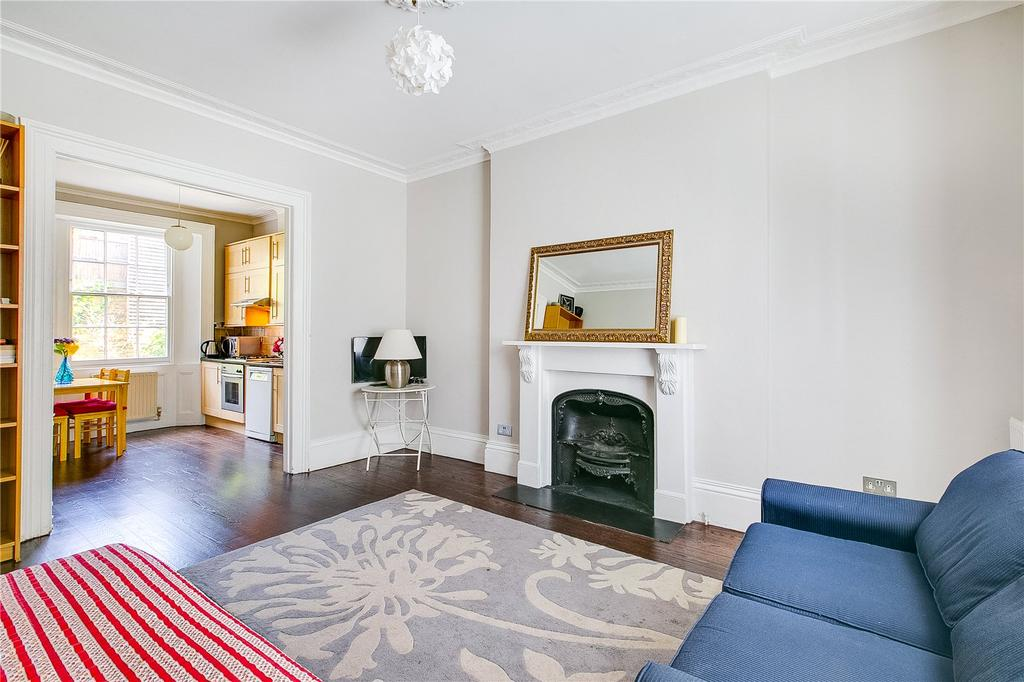 2 Bedrooms Flat for sale in Chepstow Road, London
