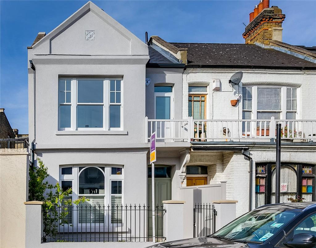 5 Bedrooms Terraced House for sale in Grimston Road, London