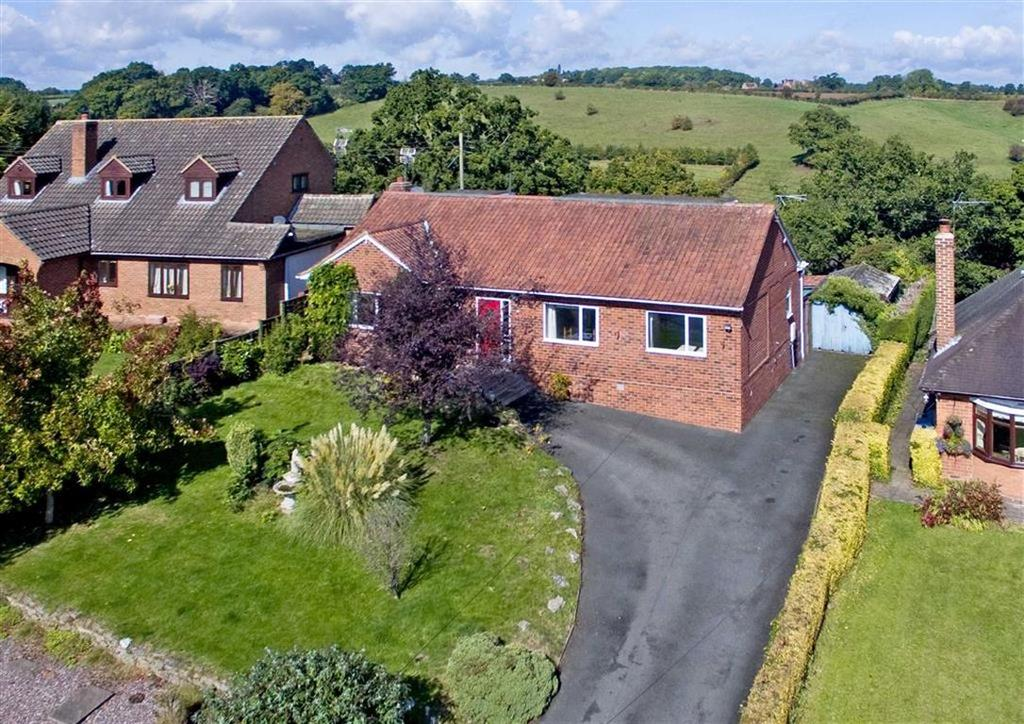 4 Bedrooms Detached Bungalow for sale in 22, Love Lane, High Town, Bridgnorth, Shropshire, WV16