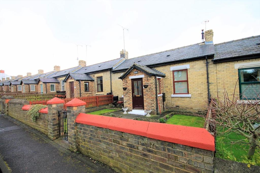 1 Bedroom Terraced Bungalow for sale in Uplands, Crook