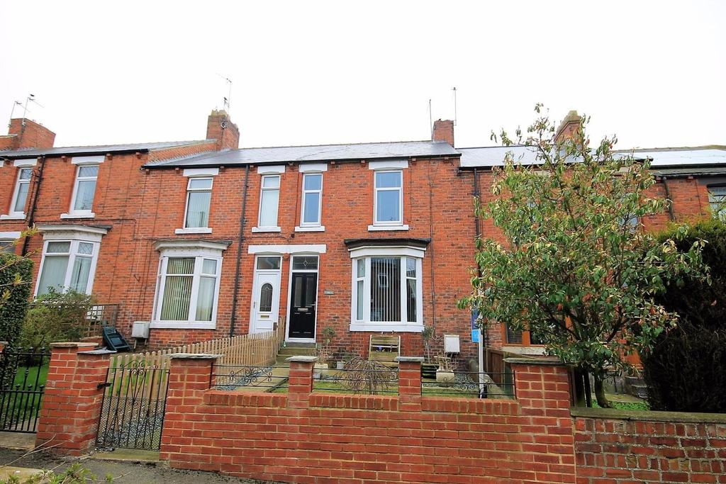 2 Bedrooms Terraced House for sale in Victoria Avenue, Crook