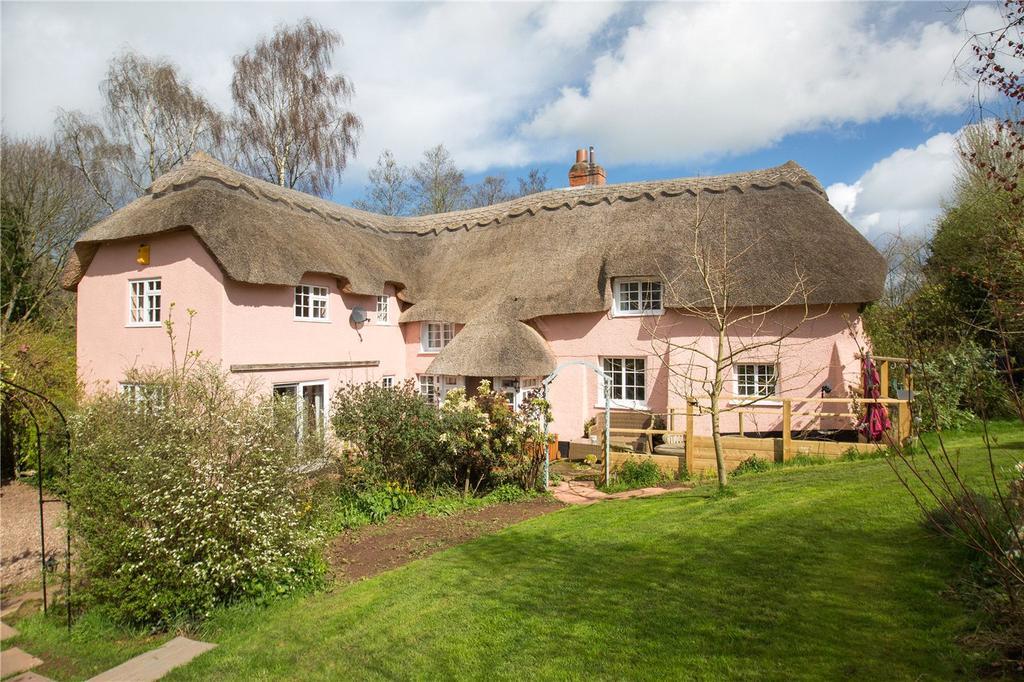 5 Bedrooms Detached House for sale in Broadclyst, Exeter, Devon, EX5