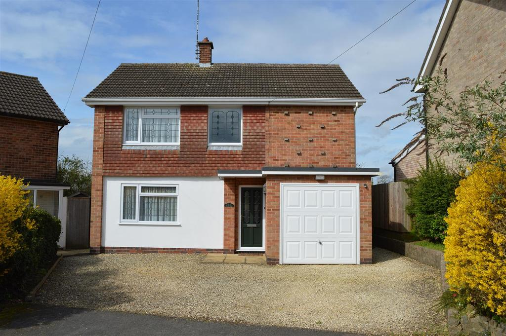 3 Bedrooms Detached House for sale in Deane Gate Drive, Houghton-On-The-Hill, Leicester