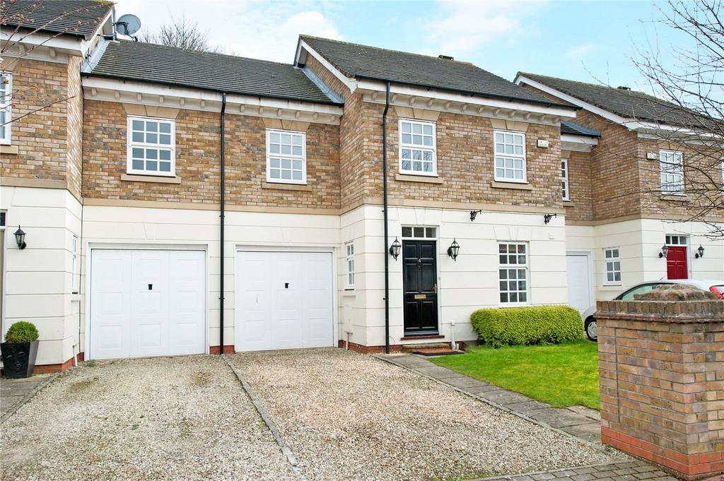 3 Bedrooms Mews House for sale in Regency Mews, Dringhouses, York, YO24