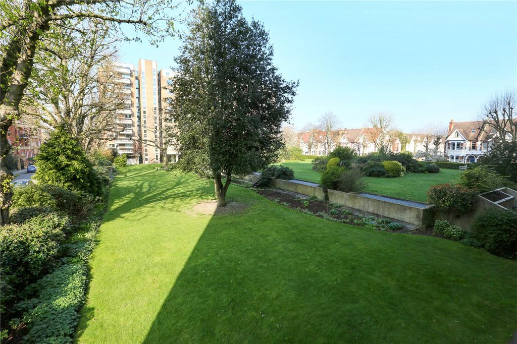 2 Bedrooms Flat for sale in Napier Court, Ranelagh Gardens, London, SW6